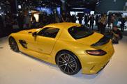LA Auto show 2012: Mercedes-Benz SLS AMG Black Series