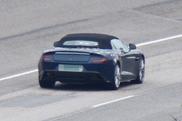 Самый красивый кабриолет будущего года: Aston Martin Vanquish Volante