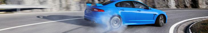 Finally, the Jaguar XFR-S!