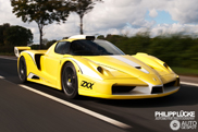 Желтый монстр: Ferrari Enzo ZXX by Edo Competition
