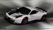 Teaser: DMC Ferrari 458 Estremo Edizione 10/10