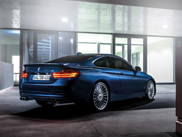 Ecco la BMW Alpina B4 Bi-Turbo!