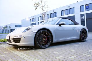 ADV.1 5.0 M.V2 Super Light velgen voor Porsche 991 Carrera S