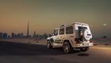 Brabus onthult de B63S 700 Widestar 'Dubai Police'
