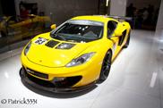 Dubai Motor Show 2013: McLaren 12C GTSprint
