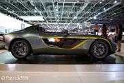 Dubai Motor Show 2013: Aston Martin CC100