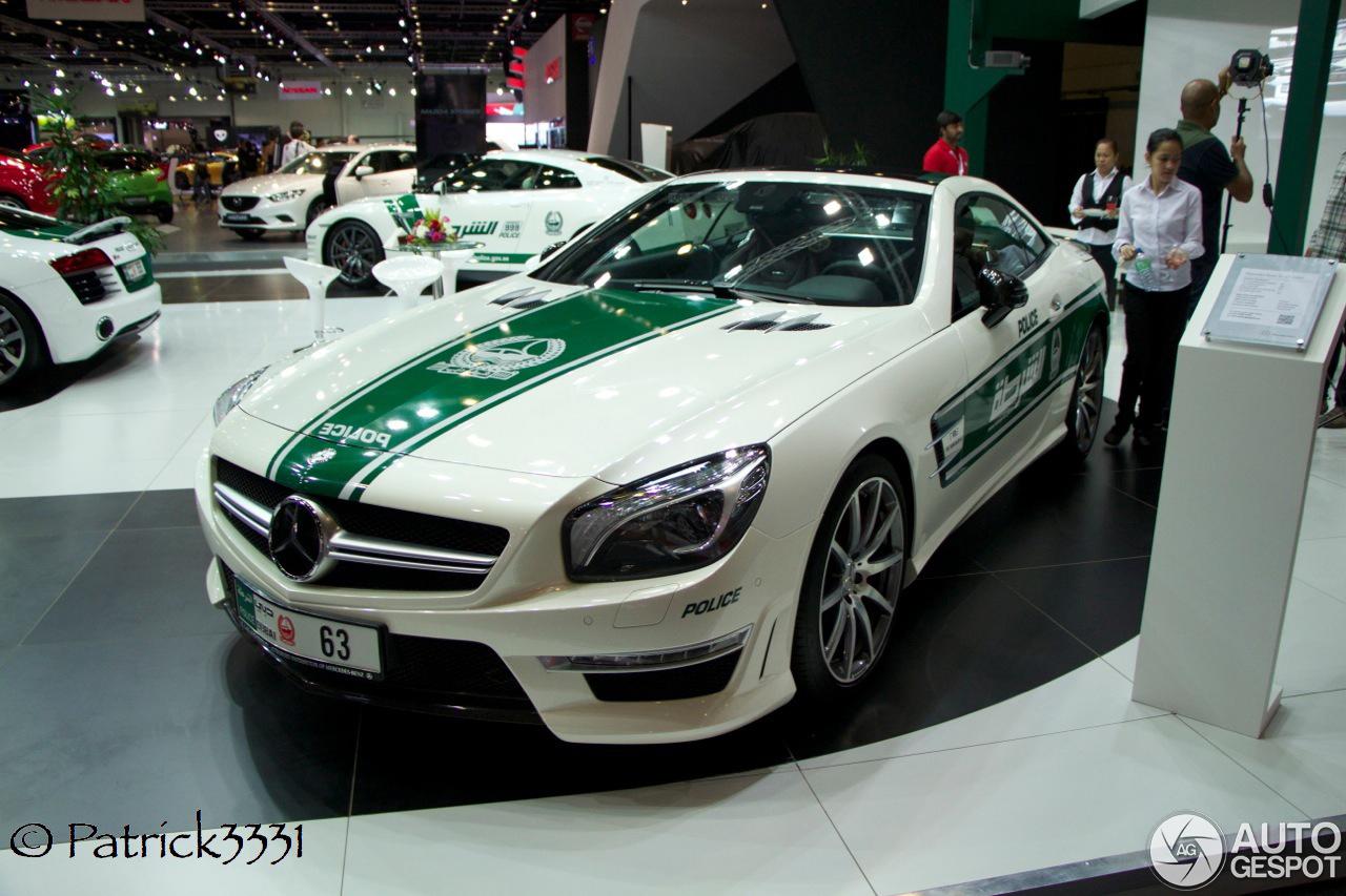 Dubai Motor Show 2013 Cuerpos De Polic 237 A De Dubai