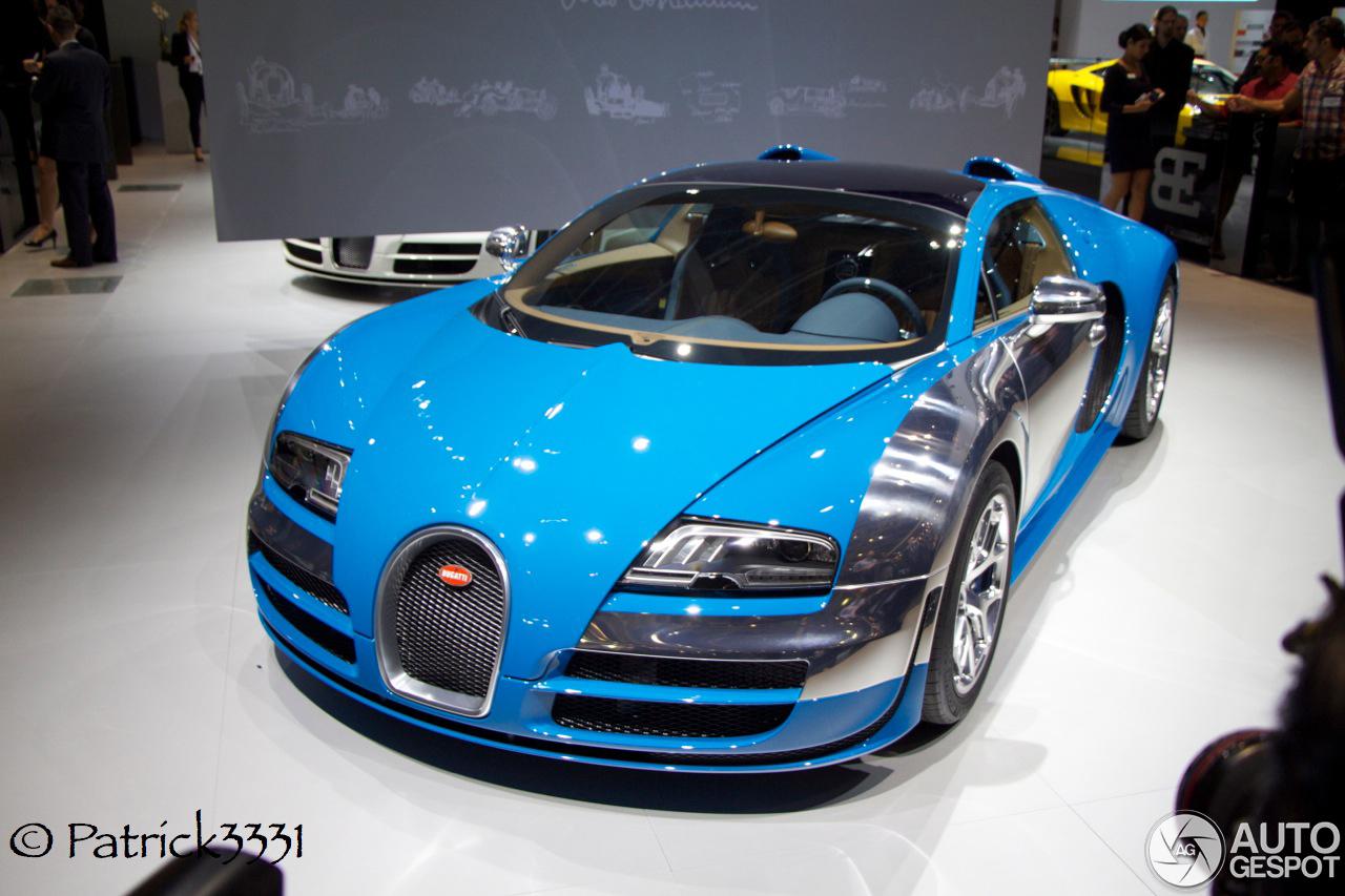 Dubai Motor Show 2013 Veyron 16 4 Grand Sport Vitesse Meo