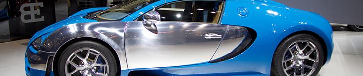 Dubai Motor Show 2013: Veyron Grand Sport Vitesse Meo Costantini