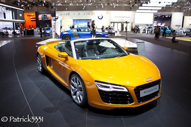Dubai Motor Show 2013: wat hebben jullie nog niet gezien