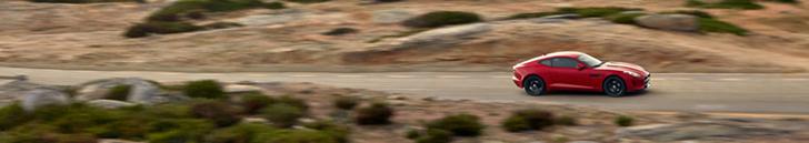Oficial: Jaguar F-Type Coupe revelado antes do tempo
