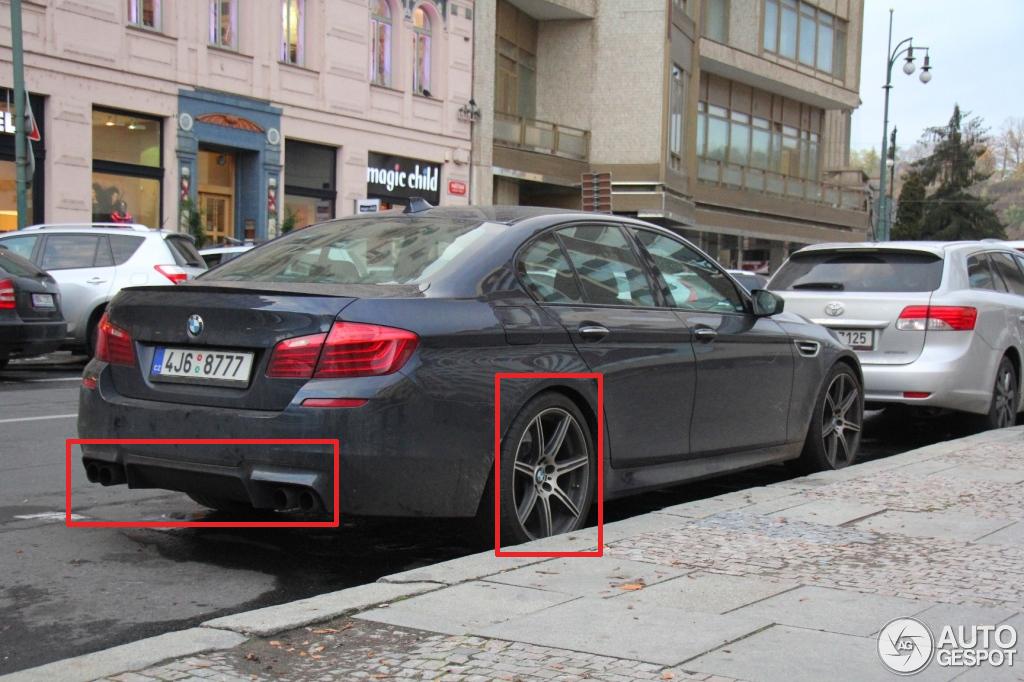 Auto S Herkennen Bmw M5