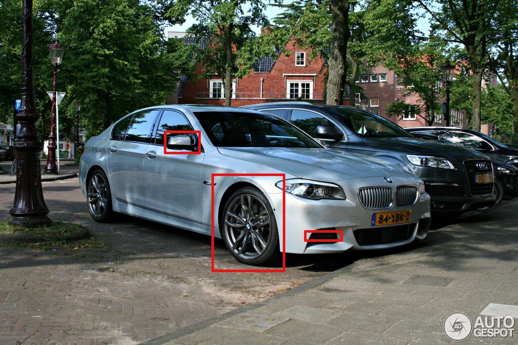 Autos Herkennen Bmw M5