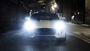 Zapowiedź: wideo z udziałem Jaguara F-Type Coupe