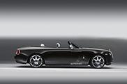 Otwarty Rolls-Royce Wraith nadjedzie w 2015 roku