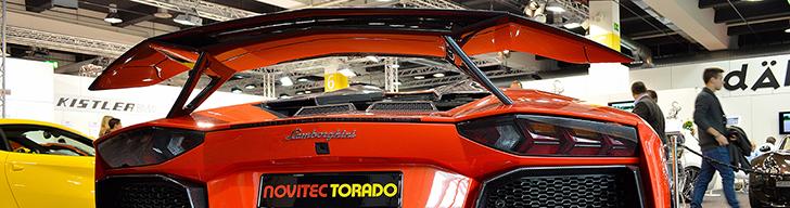 Wydarzenie: Auto Zurich Car Show 2013