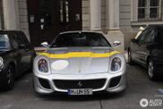 Ferrari 599 GTO Novitec Rosso is a true beauty