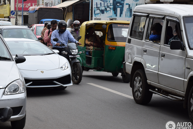 Spotted : Lamborghini Huracan LP 610-4 in Bengaluru