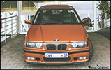 Event: Autobahn BMW in Zuid-Afrika