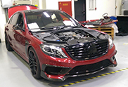 Brabus Middle-East builds a Brabus 850 S-Class
