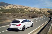 Mercedes-Benz CLA 45 AMG Shooting Brake is a fact