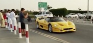 Movie: Dubai Super Sprint is heaven on earth