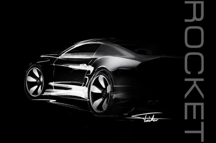 Galpin Auto Sports Rocket is het nieuwe speeltje van Henrik Fisker