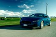 Brutal but elegant: Novitec Tridente Maserati Ghibli
