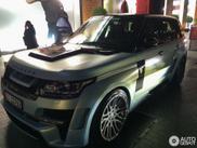 Le Range Rover Mystère, un succès incontestable à Dubaï
