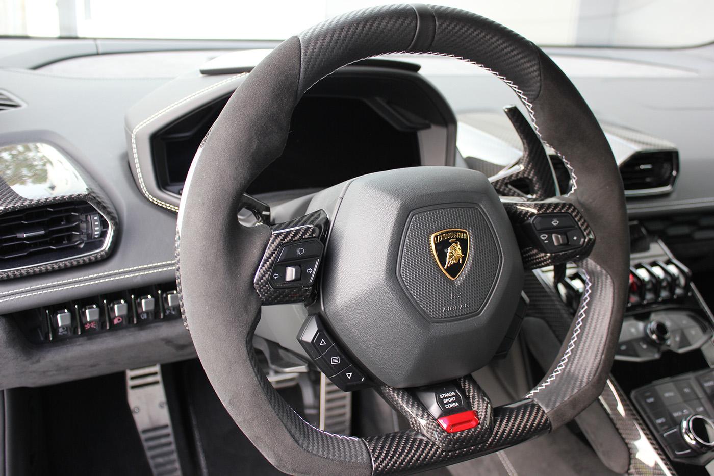 Carbon Fiber Goodies Maken Je Lamborghini Huracán Nog Fraaier ...