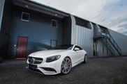IMSA subtly tunes the S 63 AMG Coupé