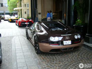 Veyron 16.4 Grand Sport Vitesse Rembrandt travels around the world