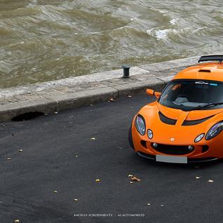Photoshoot : Lotus Exige