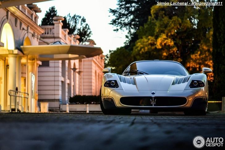 Maserati MC12 in prachtige omstandigheden gespot