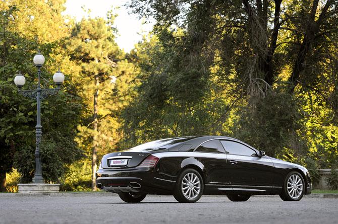 my coupe: novi život legendarnog maybacha