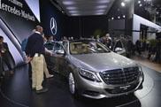 Mercedes-Maybach debuts in Los Angeles