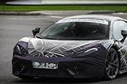 McLaren shows a teaser of their cheaper sports car
