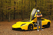 Autogespot fan shows his Lamborghini Murciélago