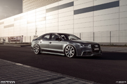 MTM transforms the Audi S8 into a mafia car