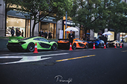 McLaren P1 is incredibly popular in China