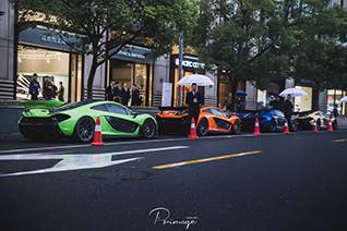 McLaren P1 mateloos populair in China