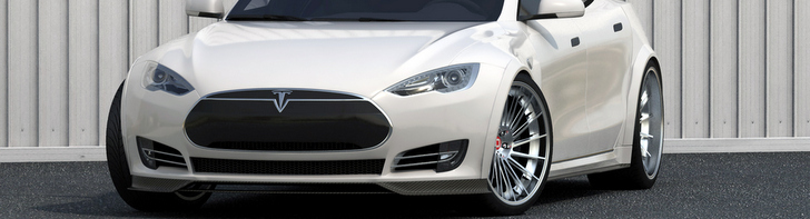 Revozport makes the Tesla Model S look even better