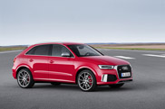 An extra 30 hp for the Audi RS Q3