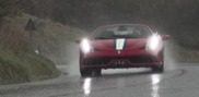EVO tests the Ferrari 458 Speciale A