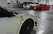 Parking garaže u Tokiju su pune superautomobila