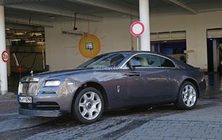 Rolls-Royce Wraith V-Spec in de maak?