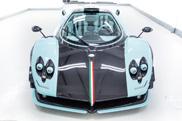 Pagani Zonda 760RSJX is almost an identical copy of the Zonda Uno
