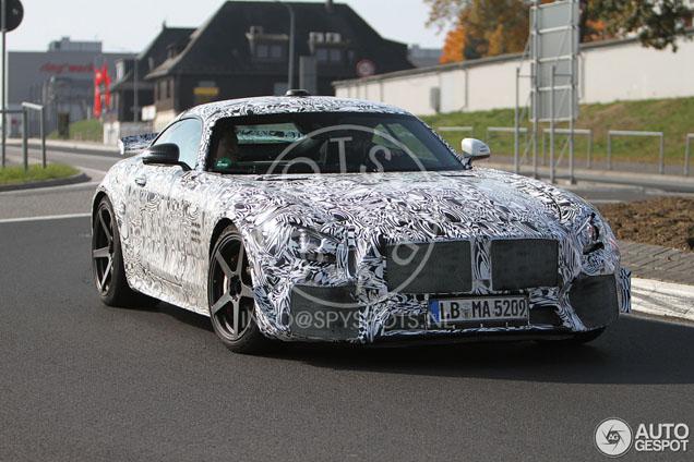 Mercedes-AMG GT R krijgt actieve aerodynamica