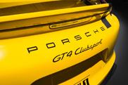 Un véritable jouet pour circuit : le Porsche Cayman GT4 Clubsport