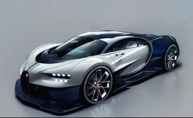 Dit zijn de specificaties van de Bugatti Chiron